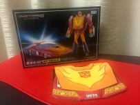 TransFormers MP-28 Hot Rodimus