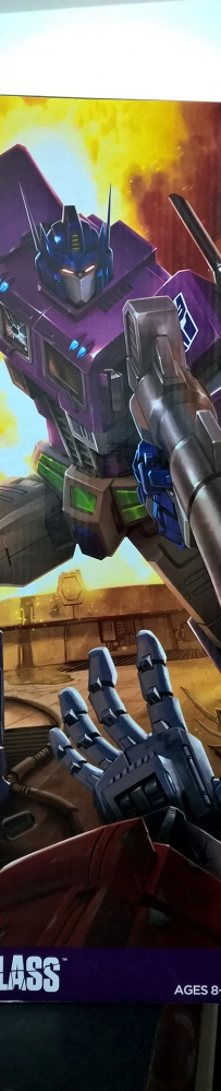 破碎的玻璃~~~擎天柱~~~Shattered Glass Optimus Prime